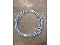 15.5 metres of 10mm twin and earth cable..ideal for cookers and showers