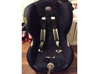 Britax forward facing isofix car seat in good condition