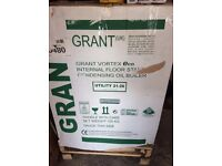 New 21/26 Grant VORTEX Eco Internal condensing Oil boiler Utility 21/26