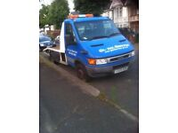 2005 Ford Iveco Recovery Truck For Sale