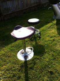 Pair of stools