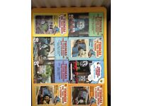 Set of 13 Thomas the Tank Engine books