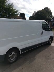 Vauxhall Vivaro, clean condition throughtout! 4 x NEW INJECTORS COST OVER £1400!