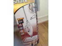 Barely used shark steam cleaner