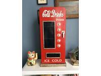 COCA COLA DRINKS MACHINE STORAGE UNIT