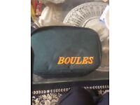 Set of boules
