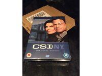 CSI:NY the final season