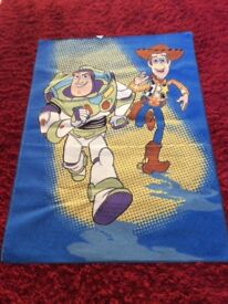 Toy Story bedroom rug