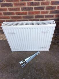 2 Used radiators