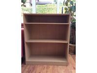 Bookshelf, Beech effect