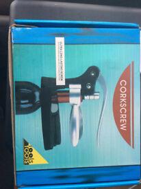 Delux corkscrew