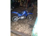 Yamaha py80 scrambler/dirt bike