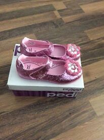 Pediped girls shoes