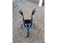 Z-Tec Mobility Walker Foldable