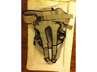 Mothercare 3 way baby carrier