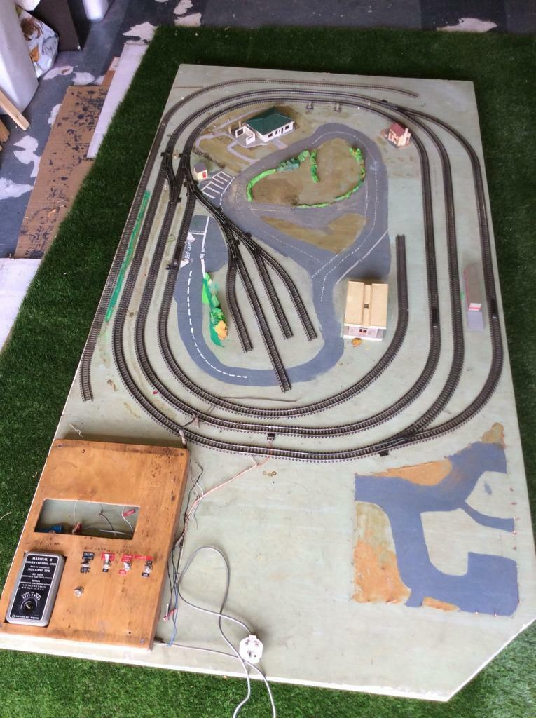 Model railway layout OO gauge | in Shrewsbury, Shropshire | Gumtree