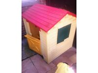 Little tikes playhouse, good condition, just needs a wash :-)