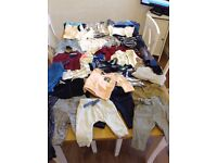 Baby boy clothes / bundle 3-6 months vgc