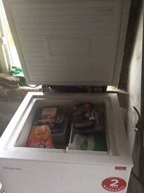 Russell Hobbs small chest freezer Clitheroe area