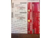 Beyonce and Jay z tickets Manchester