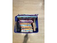 Over 30 children's books - car boot lot