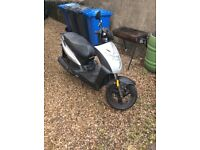 Kymco 125 scooter px for 50cc
