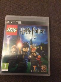 7 Lego games for PS3