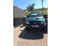 Mitsubishi L200 4 Work 4 wheel drive pick up