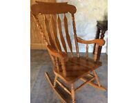 Rocking chair. £80 ono