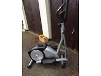 Cross trainer Nearly new. Hardly used