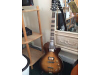 Hofner HCT Club Guitar with Peavy Practice Amp & stand *Bargain*