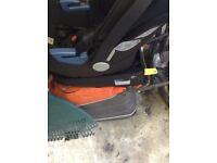 Hardly Used Limited Edition Silver Cross Surf 2 (Eton Grey) + Carseat + ISOFIX Base - NEGOTIABLE