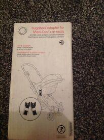 Bugaboo Cameleon/Cameleon 3 Maxi-Cosi car seat adaptors