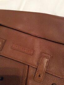 Ted baker leather washbag