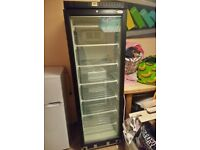 Large Single Door Freezer