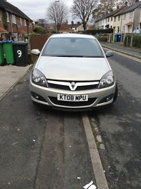 Good running Vauxhall Astra with 2 keys. Bargain price too for quick sale ready to buy new car