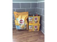 Pedigree puppy food wet and dry