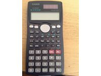 Casio Dcientific calculator FX-115MS