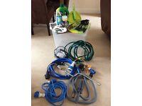 Mixed job lot caravan/motorhome accessories