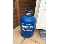 Calor new 15 kg gas bottle (full)/ cylinder ,east London
