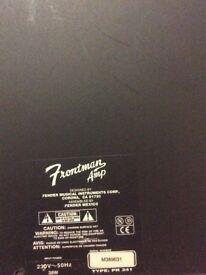 Fender frontman guitar amp 38w PR 241 (will take best offer)