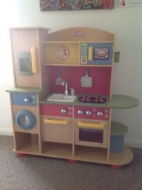 Little Tikes Premium Wood Home & Kitchen £70
