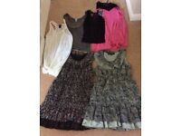 Bundle of size 10 clothes all good condition
