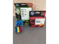 Original HP364XL printer inks