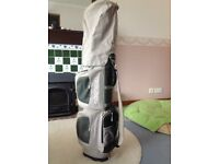 John letters Trilogy unisex golf bag