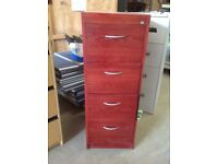 Cherry Filing Cabinet