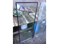 Insulated glass double glass tempered