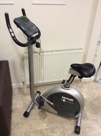 Kettler Taurus Magnetic Excercise Bike