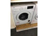 Beko 8kg washer dryer new graded 12 months gtee RRP £499