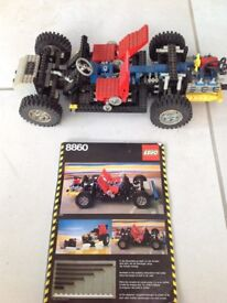LEGO 8860 Technic Car Chassis
